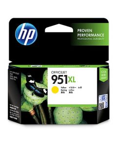 HP Ink cartridge 951 XL yellow for OfficeJet series