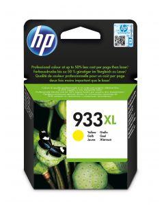 HP 933XL Toner Geel blz825