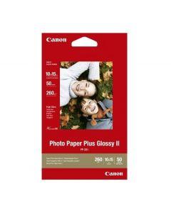 Canon PP-201Photo Plus Fotopapier 10x15cm - 50 Vellen