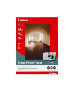 Canon MP-101 Matte fotopapier A4 - 50 Vellen