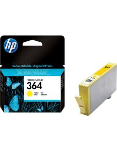 HP 364 Inktcartridge Geel