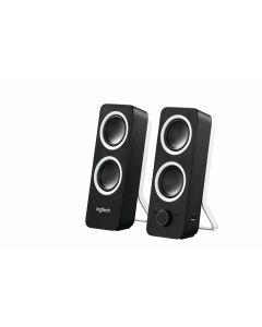 Logitech Multimedia Speakers Z200 - Midnight Black