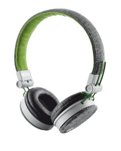 Fyber Headphone - Grey/Green