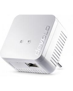 Devolo dLAN 550 WiFi 500Mbit/s Ethernet LAN Wi-Fi Wit 1stuk(s) PowerLine-netwerkadapter