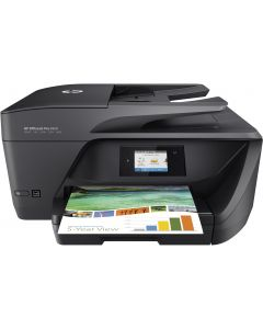 HP OfficeJet Pro 6960 AiO 600 x 1200DPI Thermische inkjet A4 18ppm Wi-Fi Zwart multifunctional