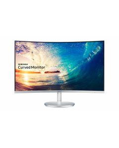 "Samsung 27"" Full HD curved LED scherm"