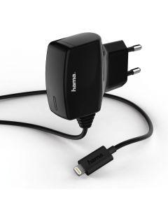 Hama 00173638 Binnen Zwart oplader voor mobiele apparatuur