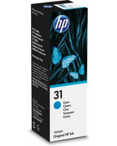 HP 31 Inktcartridge Cyaan