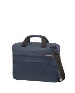 Samsonite CC801002 Network3 schoudertas 15,6 inch, blauw.  Network3 laptop bag 15,6 blue