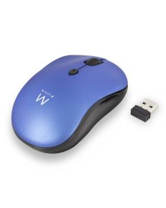 Ewent Wireless mouse blue 800/1200/1600d