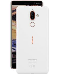 Nokia 7 Plus - wit