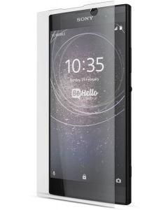 BeHello Sony Xperia XA2 High Impact Glass Black