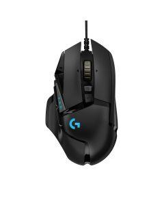 Logitech G502 High Performance Gaming Muis - Zwart