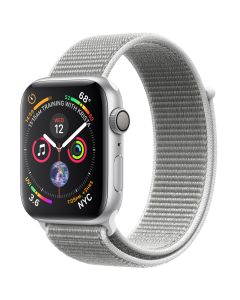 Apple Watch S4 44 Sil Al Sea Sl Gps-