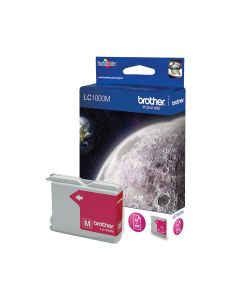 Brother LC1000M Inktcartridge Magenta