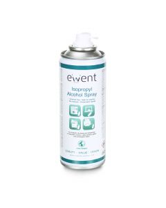 Ewent Isopropyl Alcohol spray, 200ml ISOPROPYL ALCOHOL SPRAY
