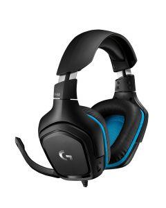 G432 Game-Headset wired 7.1 Surround Blu