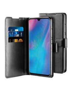 BeHello Huawei P30 Pro Gel Wallet Case Black