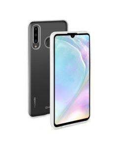Behello Huawei P30  Lite Gel Case Clear Transparent