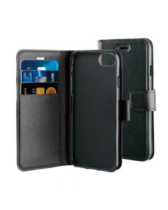 BeHello iPhone 8 / 7 / 6S / 6 Gel Wallet Case Black