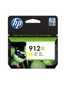HP 912XL High Yield Yellow Org Ink Crt