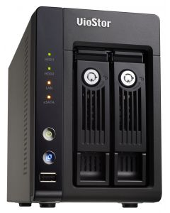 QNAP VioStore FTP/Web Server