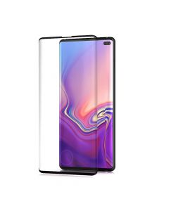 Behello Samsung galaxy S10 High impact glass Black