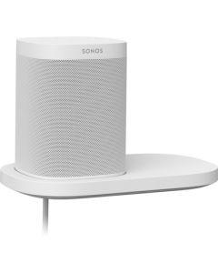 Sonos Speakerplank Voor Sonos One of PLAY:1 (Wit, Single)