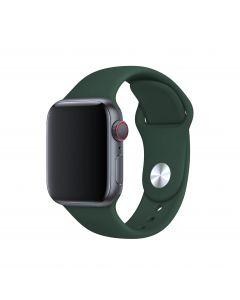 BeHello Premium Apple Watch 42/44mm Silicone Strap Green