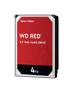 Western Digital WD Red 4TB NAS Harde Schijf