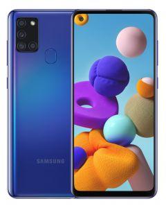 Samsung Galaxy A21S 32GB - Blauw