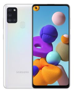 Samsung Galaxy A21S 32GB - Wit
