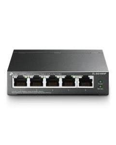 5-Port Gigabit Desktop Switch PoE