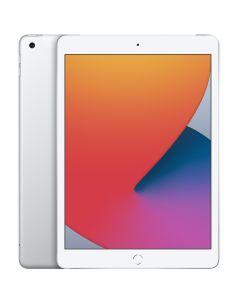 Apple iPad (2020) Wi-Fi + 4G 128GB - Zilver