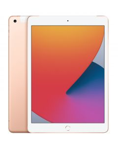 Apple iPad (2020) Wi-Fi + 4G 128GB - Goud