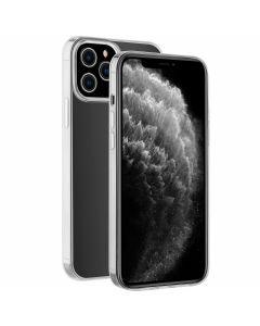 BeHello iPhone 12 Pro Max ThinGel Case Transparent