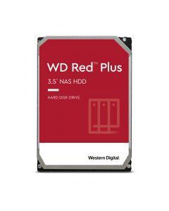 Western Digital WD Red Plus 12TB NAS Harde Schijf