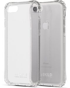 SoSkild Absorb Back Case Transparant voor iPhone SE 2020 8/7