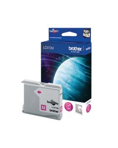 Brother LC970M Inktcartridge Magenta