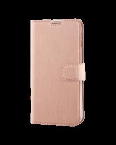 BeHello Samsung Galaxy S10e Gel Wallet Case Rose Gold