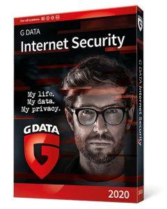 G-Data Internet Security 5 Toestellen - 1 Jaar