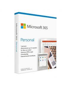 Microsoft Office 365 Personal 1 Gebruiker PC/MAC - 1 Jaar