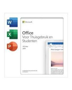Microsoft Office Home & Student 2019 1-PC/MAC