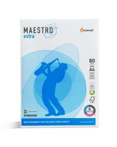 Maestro A4 Papier 80g - 500 Vellen