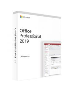 Microsoft Office 2019 Professional PC