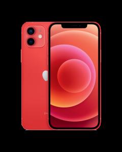 Apple iPhone 12 64GB - Rood