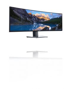 """Dell UltraSharp 49 Curved Monitor - U4919DW - 49"""" With stand  --> Levertermijn: +- 61 werkdagen"""