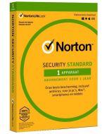 Norton Security Standaard - 1 Gebruiker / 1 Toestel