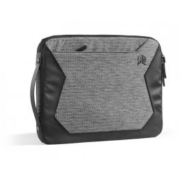 "STM Myth 15"" Laptop Sleeve - Graniet Zwart"